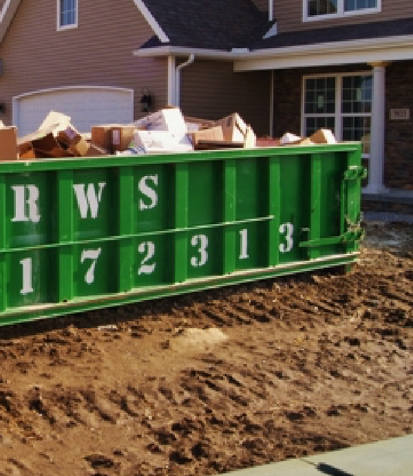 Dumpster Rentals: Toledo, OH | Recycle Waste Services - rws-container2-617x280_c